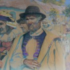 Antoš Frolka - Z kostela